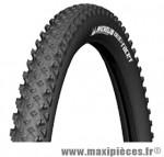 Pneu de VTT 27.5x2.10 tr country race'r noir (54-584) marque Michelin - Pièce Vélo