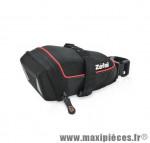 Sacoche de selle Zéfal  Iron Pack L-DS avec fixation sur selle de vélo taille L