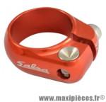 Collier tige de selle route/fixie d28.6 mm rouge alu cnc marque Salsa - Pièce Vélo