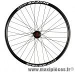Roue VTT 27.5 pouces arrière blocage k7 8/9/10v disc jante alu noir 36t moyeu alu - Accessoire Vélo Pas Cher
