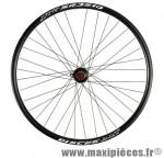Roue VTT 29 pouces avant blocage disc jante alu noir 36t moyeu alu - Accessoire Vélo Pas Cher