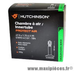 Chambre à air de VTT 27.5x1.70/2.35 vs protect'air marque Hutchinson