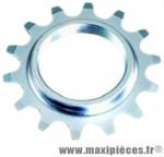 Pignon fixie/piste 14 dents chaine 3/3 - Accessoire Vélo Pas Cher