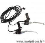 Levier de frein vélo électrique avec contacteur -t250- (paire) marque Torpado - Pièce Vélo