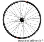 Roue VTT 29 pouces arrière blocage k7 8/9/10v disc jante tubeless ready traxx mach 1 noir m475 - Accessoire Vélo Pas Cher