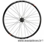 Roue VTT 29 pouces avant blocage disc jante tubeless ready traxx mach 1 noir m475 - Accessoire Vélo Pas Cher