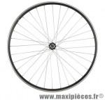 Roue VTT 27.5 pouces avant blocage v-brake jante er-10 mach 1 noir rm30 marque Shimano - Matériel pour Vélo