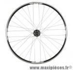 Roue VTT 29 pouces avant blocage v-brake/disc jante mach 1 combo noir m475 marque Shimano - Matériel pour Vélo