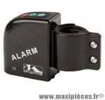 Antivol vélo alarme réglable 120db fix.tige de selle - Accessoire Vélo Pas Cher