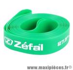Prix spécial ! Fond de jante souple VTT 20mm x 27,5 pouces - Vert - marque Zéfal