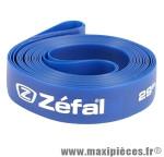 Prix spécial ! Fond de jante souple VTT 20mm x 29 pouces - Bleu - marque Zéfal