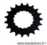 Pignon moteur bosch e-bike/vae acier galva 19 d. noir 3/3 - Accessoire Vélo Pas Cher