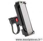 Support smartphone z console universal t/m marque Zéfal - Matériel pour Cycle