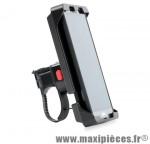 Support smartphone z console universal t/l marque Zéfal - Matériel pour Cycle