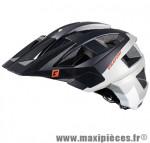 Casque VTT dh allset noir/gris in-mold avec réglage occipital 58/61 marque Cratoni - Casque Vélo