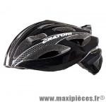 Casque route c-bolt noir/gris in-mold avec réglage occipital 56/59 marque Cratoni - Casque Vélo