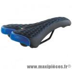 Selle VTT/fat monte grappa 4010 noir/bleu - Accessoire Vélo Pas Cher