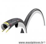 Pneu pour vélo de route 700x23 ts fusion 5 kevlar pro tech noir/gris 200g. (23-62 marque Hutchinson