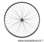 Roue VTT 29 pouces avant blocage v-brake alu noir double paroi 36t - Accessoire Vélo Pas Cher