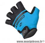 Gant été light (taille XL) bleu (paire) marque GIST - Casque Vélo