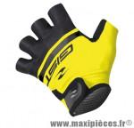 Gant été light (taille M) jaune (paire) marque GIST - Casque Vélo