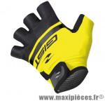 Gant été light (taille L) jaune (paire) marque GIST - Casque Vélo