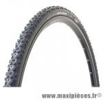 Pneu de vélo cyclocross 700x32 toro cx tt noir 310 grammes (32-622) marque Hutchinson