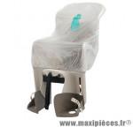 Housse de protection porte bébé arrière (taille M)axi) marque Polisport - Pièce Vélo