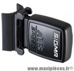 Emetteur/palpeur vitesse ats sans fil (pure 1 ats) marque Sigma - Accessoire Vélo