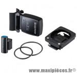Emetteur/palpeur vitesse (kit) ats pour velo2 (pure 1) marque Sigma - Accessoire Vélo
