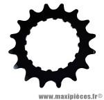 Pignon moteur bosch e-bike/vae acier galva 14 d. noir 3/3 - Accessoire Vélo Pas Cher