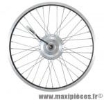 Roue vélo électrique 20 pouces pliant avant (24v) marque Torpado - Pièce Vélo