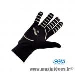 Gant hiver thermodress (taille M) noir (paire) marque GIST - Casque Vélo