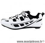 Prix spécial ! Chaussure route GES Sprint blanc/noir Taille 40 (paire)