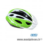 Casque VTT myth vert/noir/blanc m (52-56 marque Polisport - Pièce Vélo