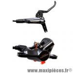 Frein disque arrière hydraulique Shimano Deore BL-M6000-R Postmount 1700mm sans disque ni adaptateur