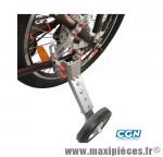 Stabilisateur réglable roue acier - pour vélo 24 a 28 '' - adulte (paire) - Matériel pour Vélo Atoo