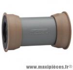 Déstockage ! Boîtier de pédalier cuvettes intégrées à emboîter FSA Press Fit BB-CF86 pour axe diam. 24mm et long. 86,5 mm route