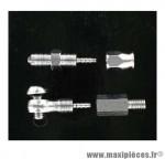 Déstockage ! Kit raccord durite de freins hydrauliques caliper Clarks compatible Avid Elixir