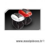 Déstockage ! Eclairage vélo Sigma Micro light rouge LED rouge - Feu arrière vélo