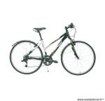Déstockage ! Garde boue vélo hybrid VTC Zéfal Shield 700 / 28 pouces gris 45mm (la paire)