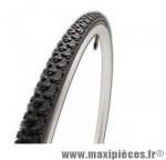 Déstockage ! Pneu VTC noir Deli Tire 700x35C (ETRTO 37-622) 28x1 3/8 x 1 5/8 pouces - S-155
