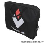 Prix spécial ! Housse de transport pour vélo toile noir Hapo-G 11204001