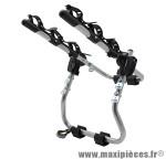 Porte vélo de coffre verona pour 3 vélos avec emplacement (maxi 45kgs) marque Peruzzo - Accessoire Vélo