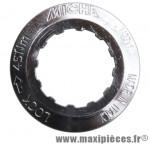 Contre-écrou Miche pour cassette Campagnolo 9/10 vitesses départ 12 dents ou plus finition mat *Déstockage !