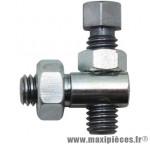 Barillet de frein 6x100 trou 2,7/5,7mm (00448000) marque Algi - Matériel pour Vélo