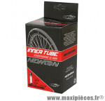 Chambre à air de vélo et de dimensions 12 1/2 x 2 1/4 valve standard marque Newton - Pièce Vélo