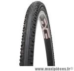 Pneu de vélo city/VTC 700x35 s-198 renforce anti-crevaison noir tr (28x1,40) (35-622) marque Deli Tire - Pièce Vélo