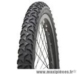 Pneu de VTT enfant Deli Tire type cross 20x1.75 pouces (ETRTO 47-406) S-176 noir