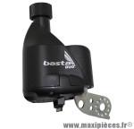 Dynamo gauche noir galet nylon (vrac) marque Axa-Basta - Accessoire Vélo